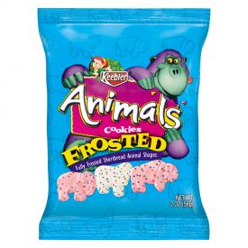 Keebler Frosted Animal Cookies - 2oz