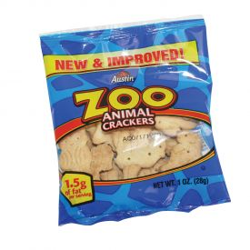 Austin Zoo Animal Crackers - 1oz