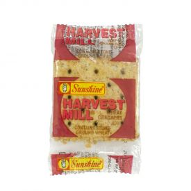 Sunshine Harvest Mill Wheat Crackers - 0.25oz