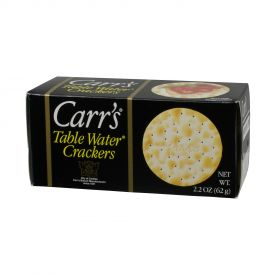 Carr's Table Water Crackers - 2.2oz