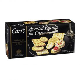 Carr's Assorted Biscuits for Cheese - 7.05oz