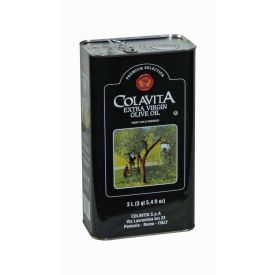 Colavita Extra Virgin Olive Oil Tins 101.44oz.