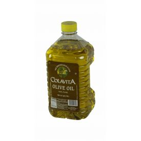 Colavita Pure Olive Oil Plastic Bottle 128oz.