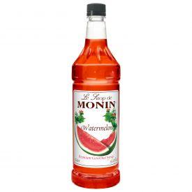 Monin Watermelon Syrup - 33.8oz