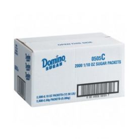 Domino® Sugar Packets 0.1oz.