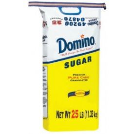 Domino® Granulated Sugar 25lb.