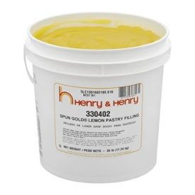 Henry & Henry Lemon Spun Gold Filling 38lb.