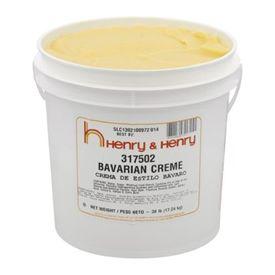 Henry & Henry® Bavarian Crème Filling 38lb.