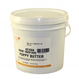 Henry & Henry® Heavy Duty Poppy Butter 22lb.