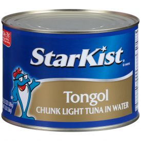 StarKist® Chunk Light Tongol Water 66.5oz.