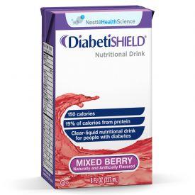 Nestle Diabetishield Diabetes RTD Liquid 8oz.