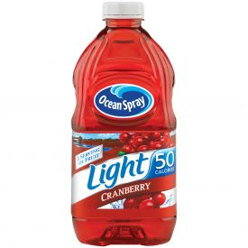 Ocean Spray Light Cranberry 64oz.