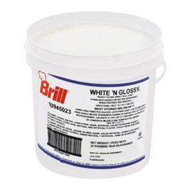 Brill® White N Glossy 23lb.