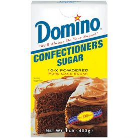 Domino Powdered Sugar 2lb.
