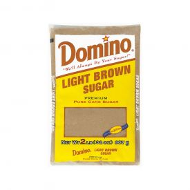 Domino Light Brown Sugar 2lb.