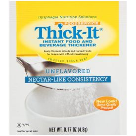 Thick It Instant Food Thickener Nectar 0.17oz.