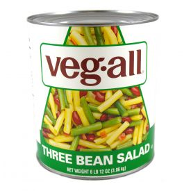 Veg-All 3 Bean Salad - 108oz