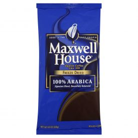 Maxwell House Instant Freeze Dried Coffee 8oz.