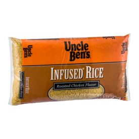 Uncle Ben's Infused Roasted Chicken Flavor Rice - 5 lb