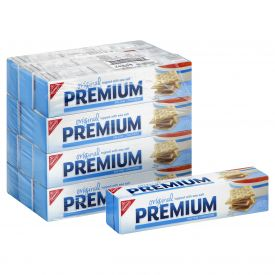 Nabisco Premium Saltine Crackers 4oz.