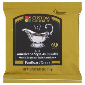 Custom Culinary Pan Roast Au Jus Americana Style Mix - 4oz