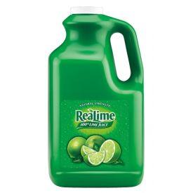 ReaLime Juice 1 gal. .