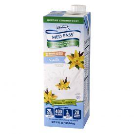 Med Pass 2.0 Vanilla Nutrition Shake 32oz.
