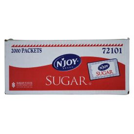 NJoy Sugar Packets 0.1oz.
