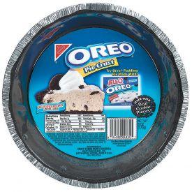 "Nabisco Oreo Pie Crust 9"""