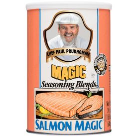 Salmon Magic Seasoning - 24oz
