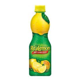 ReaLemon Lemon Juice Bottle 8oz.