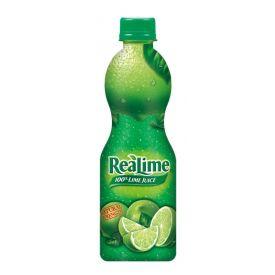 ReaLime Lime Juice Bottle 8oz.