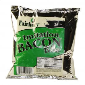 Fairbury Imitation Bacon Bits 16oz.