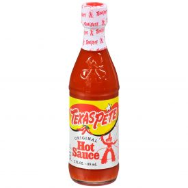 Texas Pete Hot Sauce 3oz.