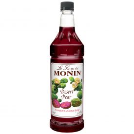Monin Desert Pear Syrup - 33.8oz