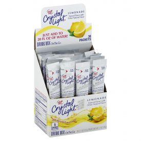 Crystal Light On-The-Go Lemonade