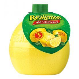 ReaLemon Lemon Juice Squeeze 4.5oz.