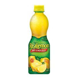 ReaLemon Lemon Juice Bottle 15oz.