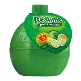 ReaLime Lime Juice Squeeze Bottle 4.5oz.