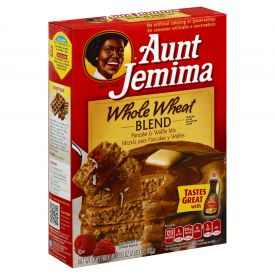 Aunt Jemima Whole Wheat Pancake Mix 35oz.