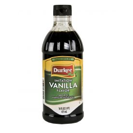 Durkee Imitation Vanilla Flavor - 16oz