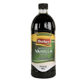 Durkee Imitation Vanilla Flavor - 32oz.
