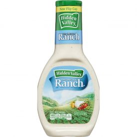 Hidden Valley Original Ranch Dressing - 8oz