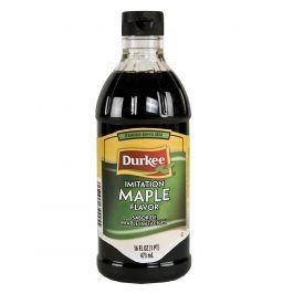 Durkee Imitation Maple Flavor - 16oz