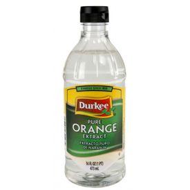 Durkee Pure Orange Extract - 16oz