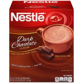 Nestle Dark Chocolate Cocoa Mix 0.713oz.