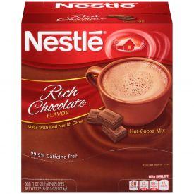 Nestle Rich Chocolate Cocoa Mix 0.71oz.