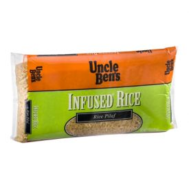 Uncle Ben's Infused Rice Pilaf 5 lb