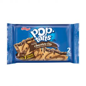 Kellogg's Frosted Chocolate Chip Pop-Tarts Single 2 ct packs 3.67oz.