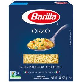 Barilla Orzo Pasta - 16oz
